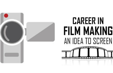 Career in Film Making-An Idea to Screen