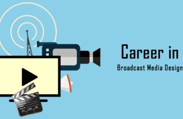 Career in Broadcast Media Design